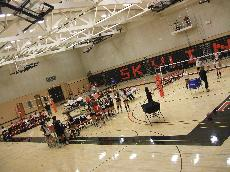Skyline volleyball hosts Skyline Classic