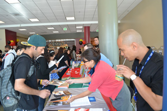 Skyline holds transfer fair