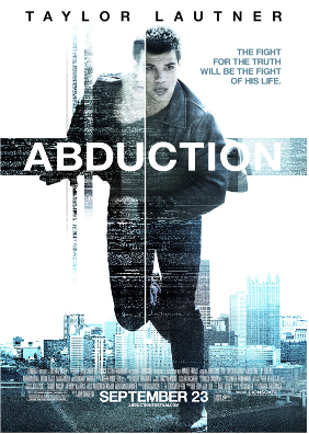 """Abduction"" is a good date movie"