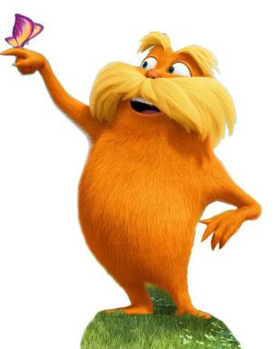 """The Lorax"" a decent movie, but too preachy"