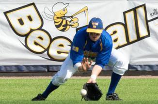 Robin Lausen brings baseball skills from Sweden