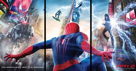"Movie review: ""The Amazing Spider Man 2″"