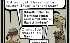 Editorial Cartoon: Urban outfitters it is