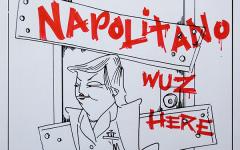 Artistic License: Napolitano wuz here