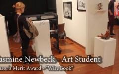 Skyline art students put on a stunning exhibition