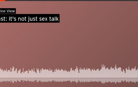 Sexcast: it's not just sex talk
