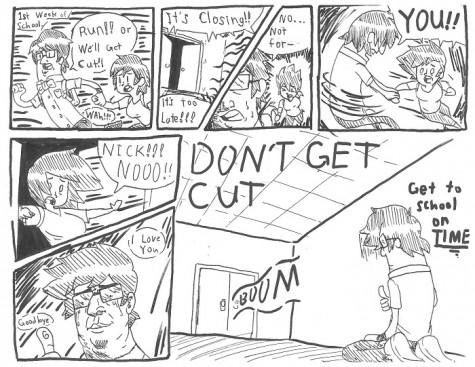 Artistic License: Don't get cut