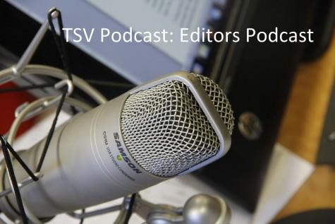 TSV Editor's Podcast: Episode 2