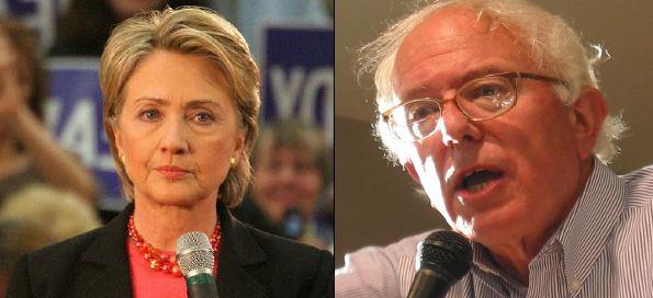 A dilemma: Clinton vs. Sanders