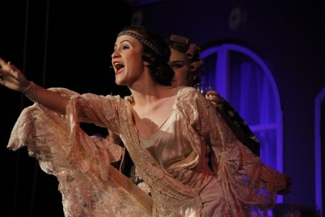 The Drowsy Chaperone: Interview with Erin Perry