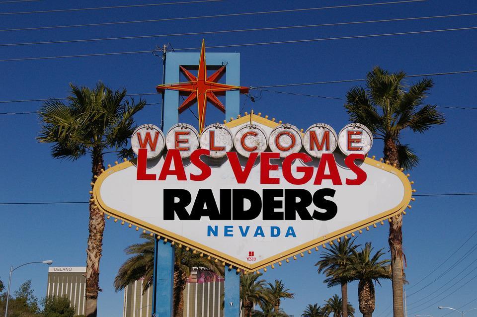Raiders on the way to Las Vegas