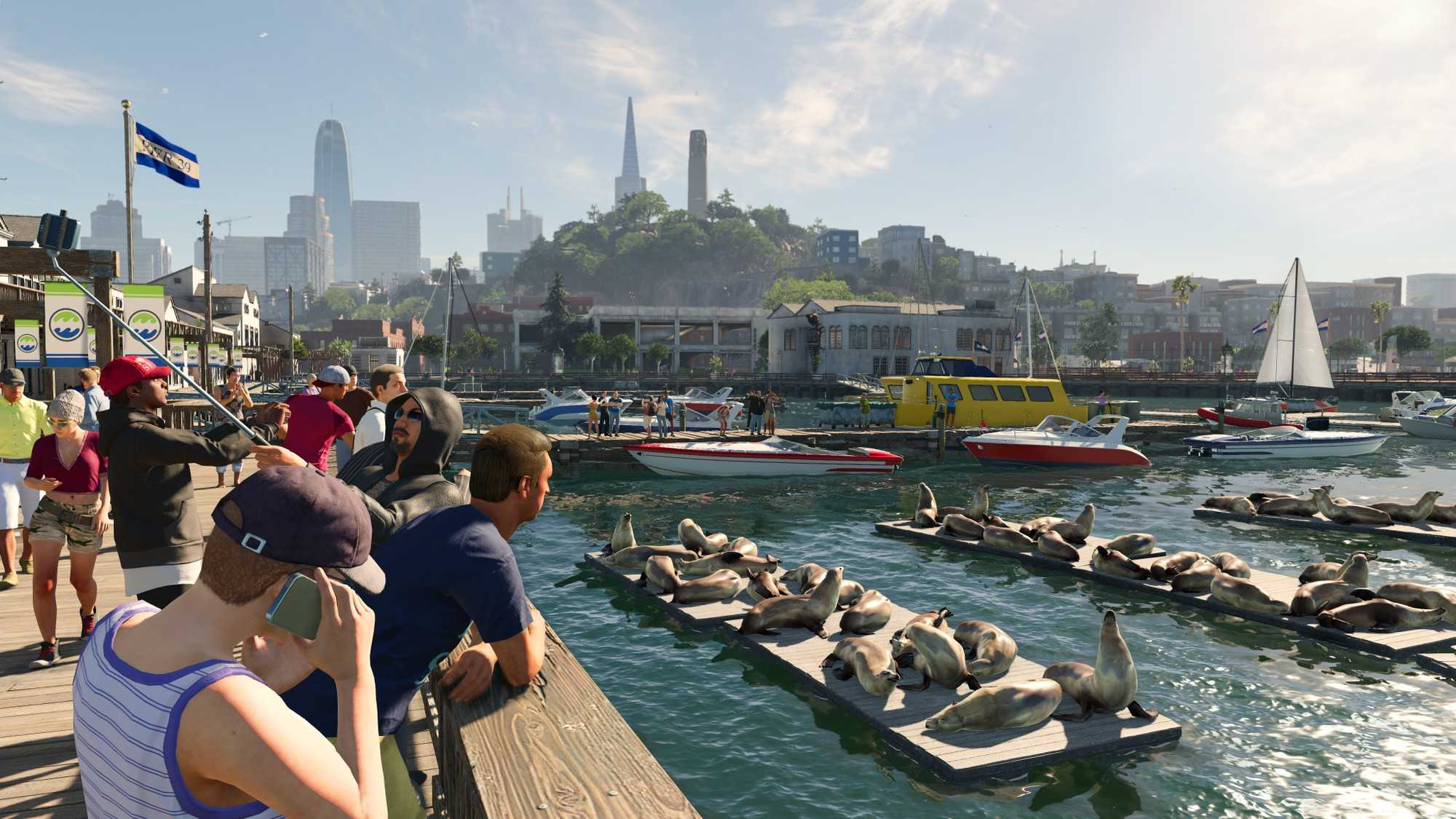 """Watch Dogs 2"" imitates life"