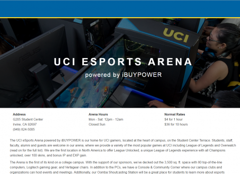 The potential problems of building an e-sports in college campuses