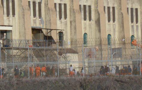San Quentin Prison, in San Quentin, Calif., is shown Dec. 7, 2013.