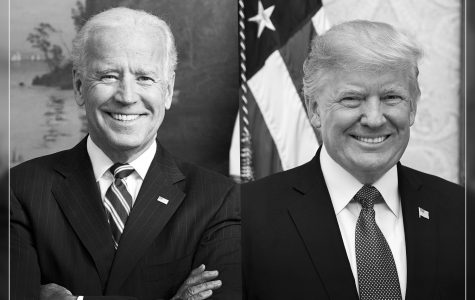 President Donald Trump and Former Vice President Joe Biden; The two nominees for the presidency.