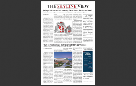 The Skyline View | Fall 2020 | Issue #1