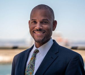 Current Chief Human Resources Officer for UC Berkeley Eugene Whitlock