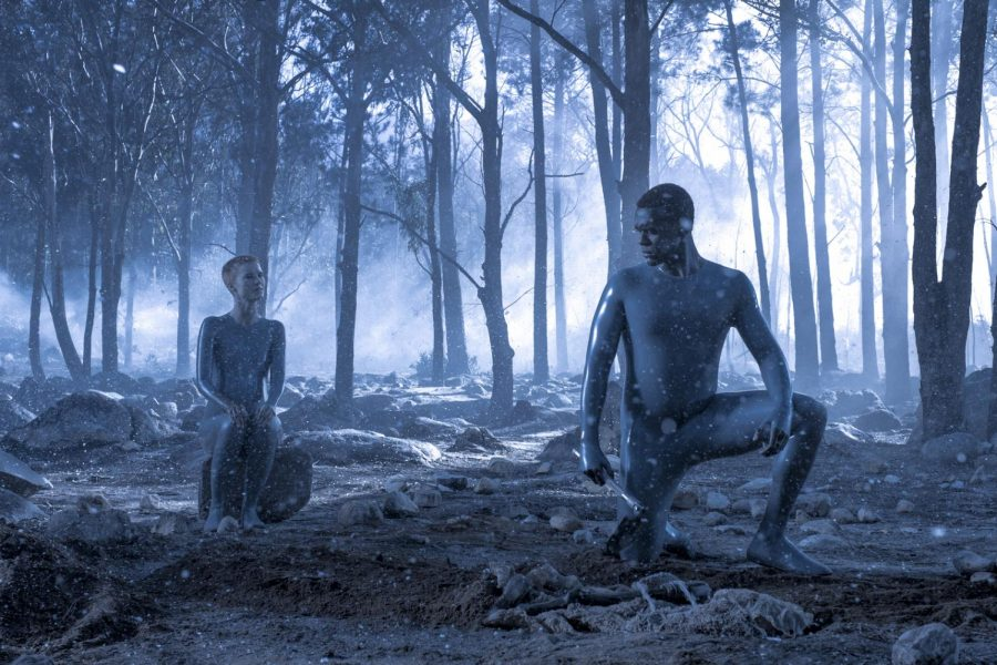 Mother and Father, a pair of androids sent from Earth to Kepler-22b.