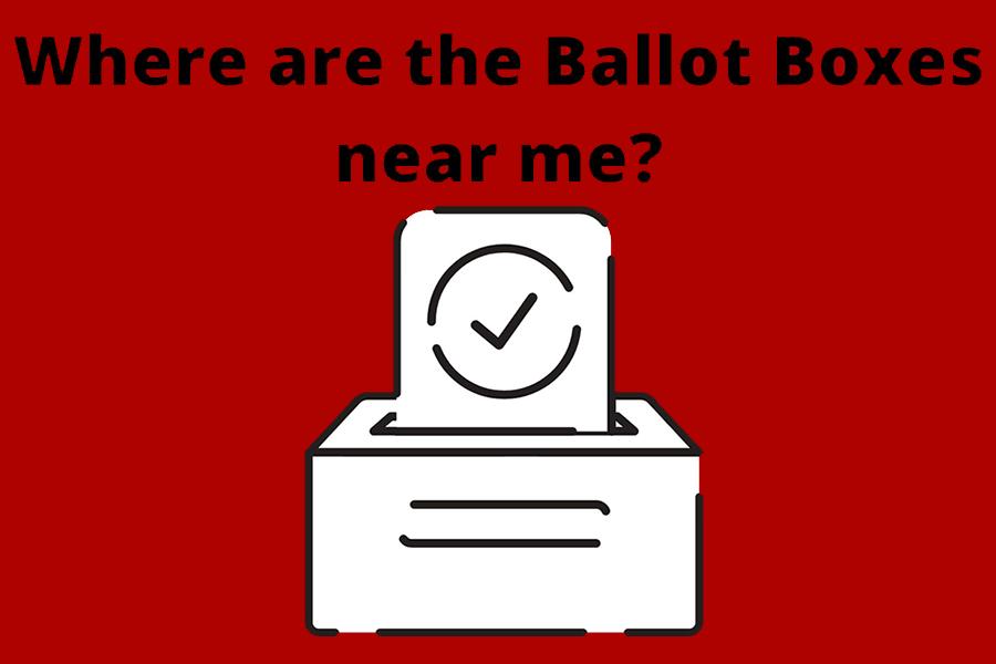 Where are the ballot boxes near me?