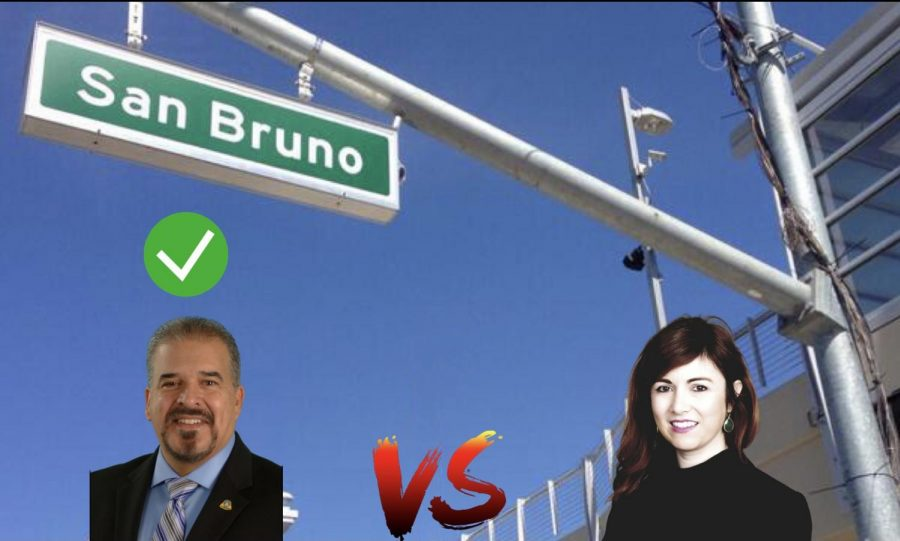 Rico Medina re-elected as mayor of San Bruno
