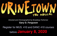 Spring musical 2021 audition extended till Jan. 8