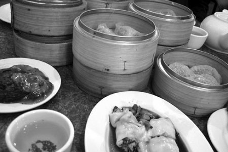 Dim Sum is some kind of wonderful