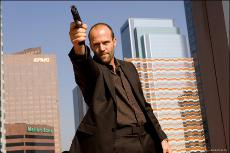 Jason Statham, same character different movie