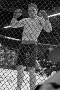 A knockout night