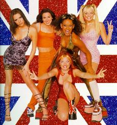 Artist of the week: Spice Girls