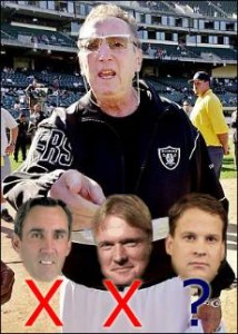 A dramatic episode of the Oakland Raiders Show