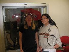 Rachell Berania: A Rising Badminton Star at Skyline