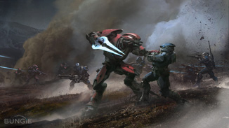 A prequel to the orignal Halo, Reach places players in the role of the original Spartans during their battle with the Covenant.