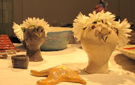 Ceramics club holds annual art sale: More than ceramics