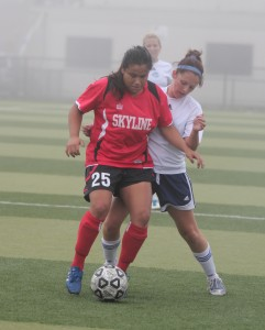 Women's Soccer in Images Fall 2010