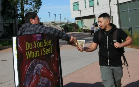 Anti-Abortion Group Comes to Skyline, Shows Graphic Photos