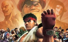 """Super Street Fighter IV (Capcom)"
