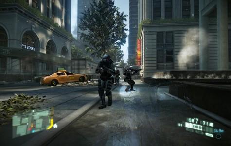 """Crysis 2"" graphics make even the gravel beautiful"