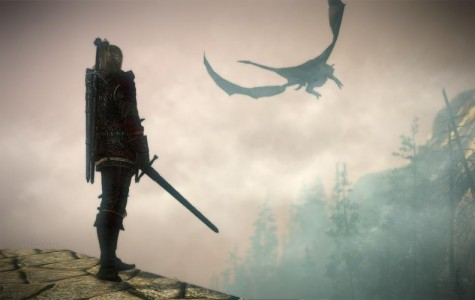 """Witcher 2"" slashes its way to the top; dragons beware"