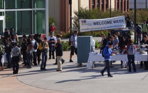 Welcome Week has its last event