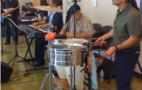 Latino Heritage Month: Jazzarama jams at Skyline!