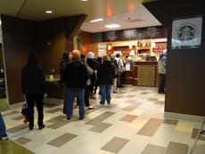 New coffee shop pleases Skyline's palate
