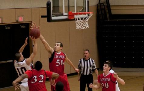 Men's basketball 1/27