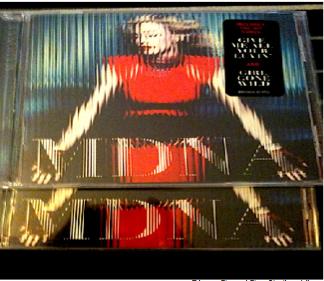 Madonna: The Queen of Pop's return album