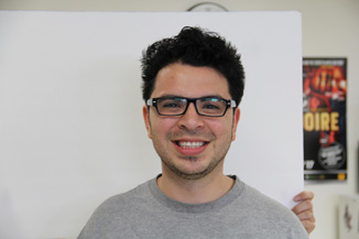 Jose Luis Sanchez believes he has the leadership to guide Skyline College in the right direction. (Will Nacouzi)
