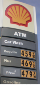 Conflict abroad drives up gas prices