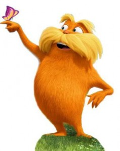 """""""The Lorax"""" a decent movie, but too preachy"""