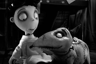 Tim Burton reanimates Frankenweenie