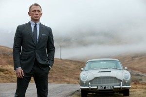 Skyfall continues the tradition of great James Bond films