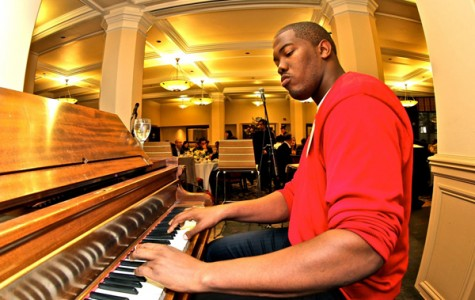 Skyline's own DeShawn Davis is a musical entrepreneur