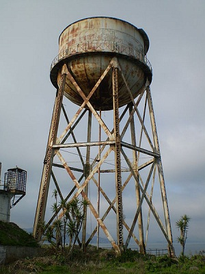 Alcatraz Island. 08/12/2008